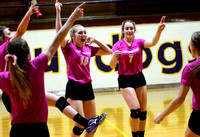 Ascension Catholic vs. St. John Volleyball 2017 {Photographer Michael Tortorich}