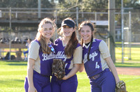 Live Oak vs. Ascension Catholic Softball {Photographer Michael Tortorich}