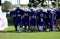 Ascension Catholic Middle vs. St. Jude football {Photographer Michael Tortorich}