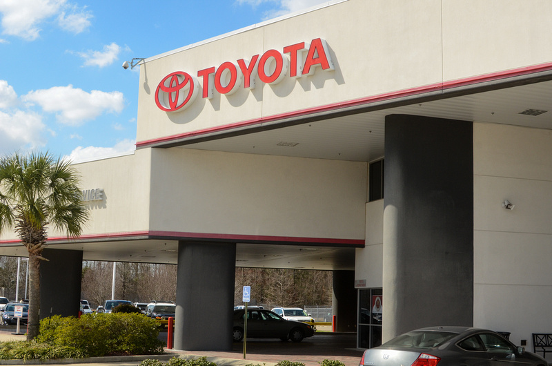 Baton rouge toyota used car dealership about team toyota for Team honda baton rouge la