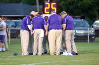 Ascension Catholic vs. Episcopal High School football {Sports Photographer Michael Tortorich}