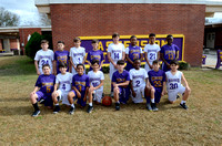 Ascension Catholic Middle School Boys Basketball 2016-2017