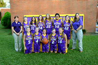Ascension Catholic Middle School Girls Basketball {Photos: Michael Tortorich}