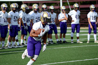 Ascension Catholic vs. Northlake Christian high school scrimmage 2017 {Photos: Michael Tortorich}